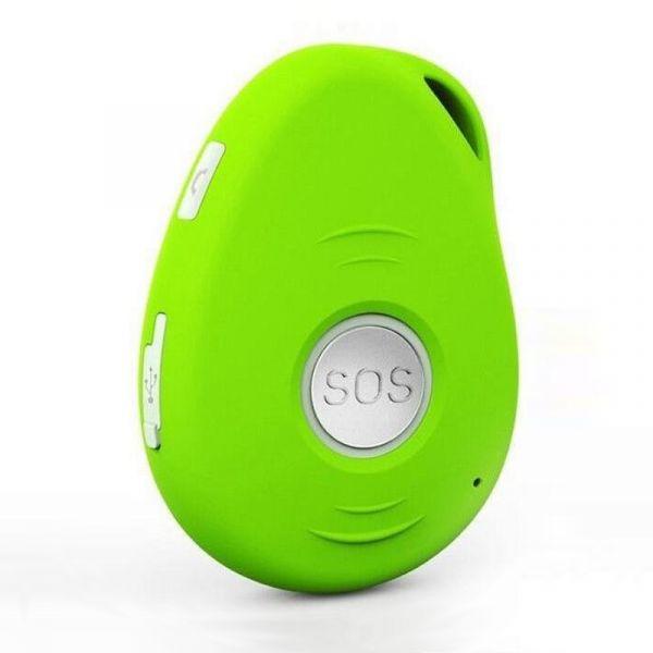 Detektor upadku zielony